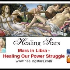 Mars in Libra 'Healing Our Power Struggle'