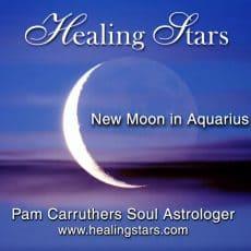 Venus meets Pluto at the Aquarius New Moon Jan 30th 2014