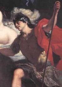 Mars the warrior