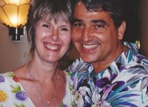 Pam and Chuck Spezzano in 1994