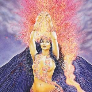 Pele from The Goddess Oracle