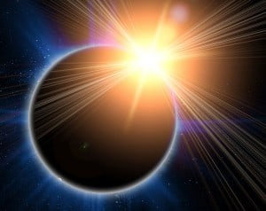 Solar Eclipse May 10th- a time for clearing karma