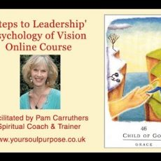 'Steps to Leadership' Online Course with Pam Carruthers